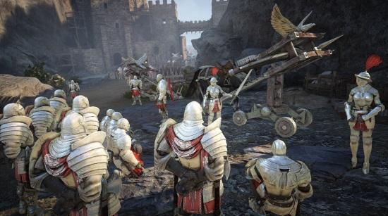 Black Desert Online guerres de sièges