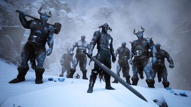 Extension Conan Exiles MMORPG