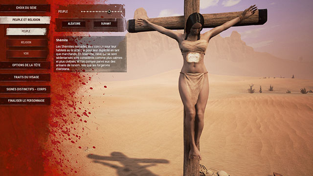 Conan Exiles Personnage MMORPG