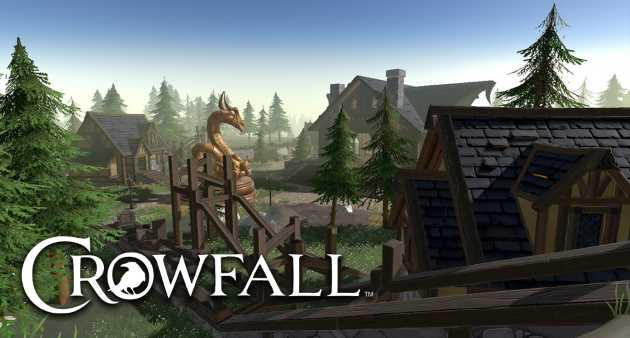 Crowfall, première campagne test, forts et bastions