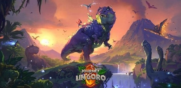 Hearthstone extension Voyage au centre d'Un'Goro