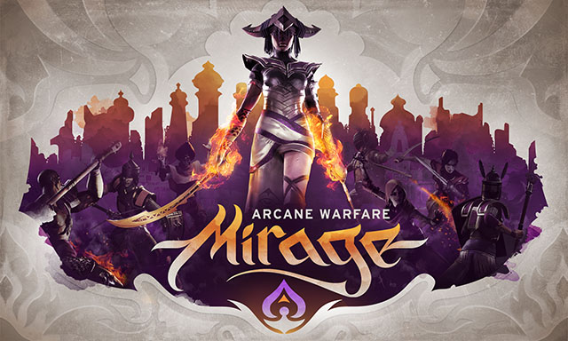Mirage arcane warfare mmorpg