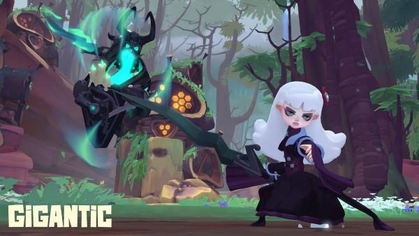 Gigantic - skin halloween Aisling