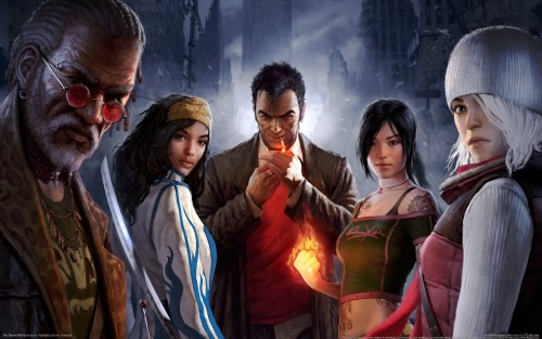 Secret world legends groupe