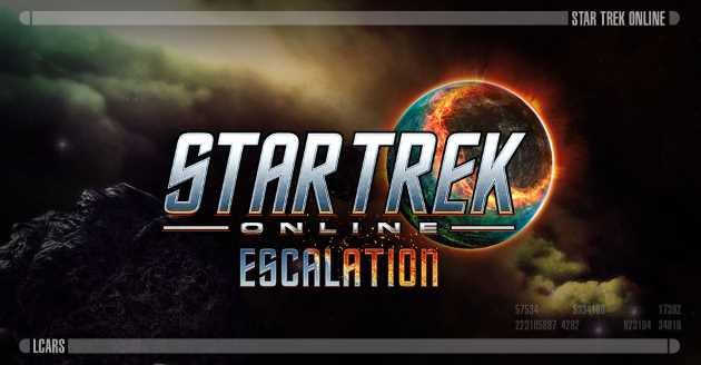 Mise à jour star trek online saison 13 escalation