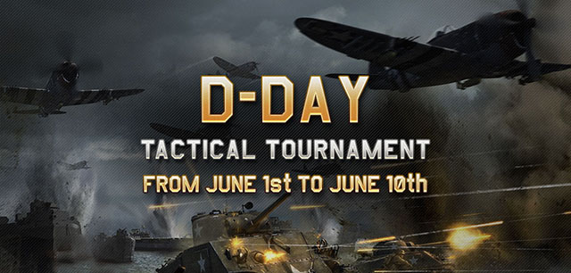 War thunder tournoi