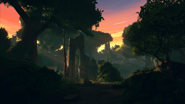 Devolver - forêt d'Adal