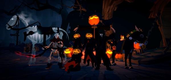 Albion Online - Event Halloween 2