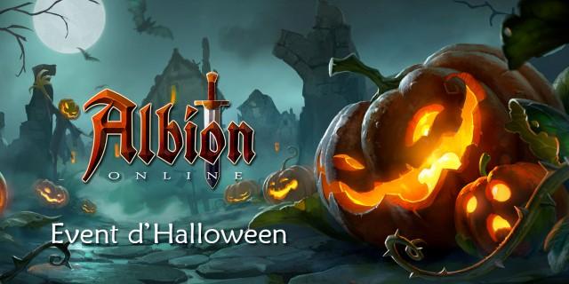 Albion Online - Event Halloween
