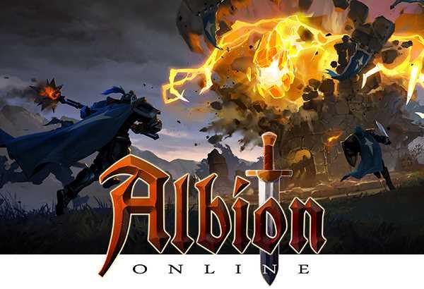 Albion Online - Mise à jour Kay