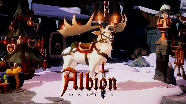 Albion Online - Événement d'hiver