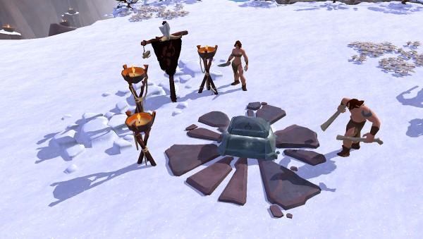 Albion Online - Événement d'hiver 3