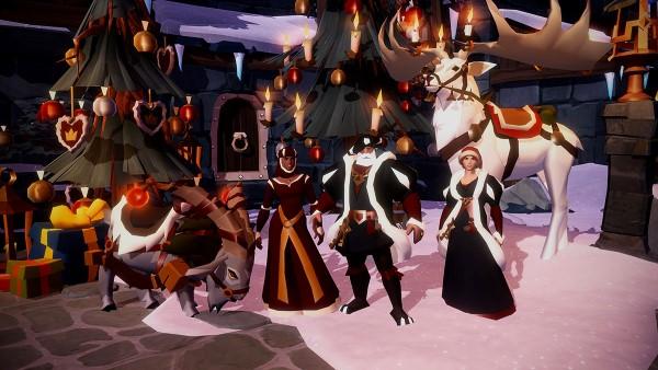 Albion Online - Événement d'hiver 2