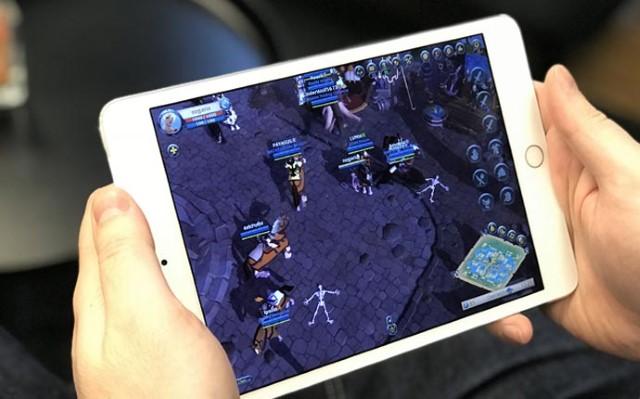 Albion Online - test bêta pour iOS