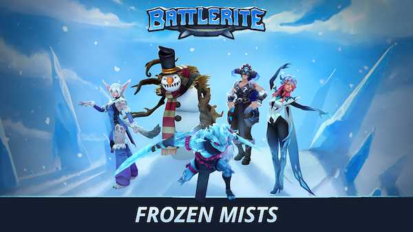 Battlerite - Event hivernal Frozen Mists
