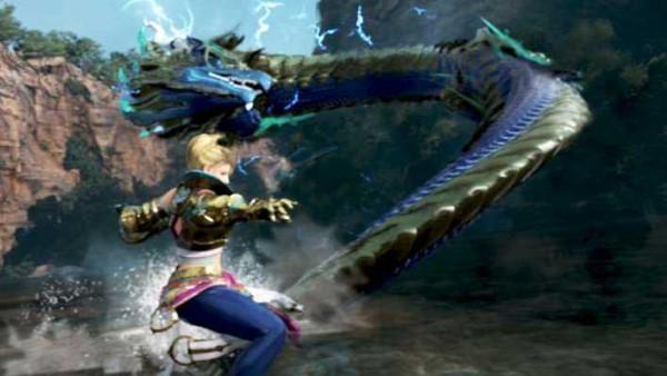 Black Desert Online - l'Éveil de la Mystique - dragon