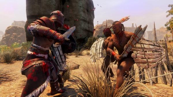 Conan Exiles - nouveau système de combat