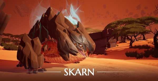 Dauntless : Sharpen Your Skills - Skarn