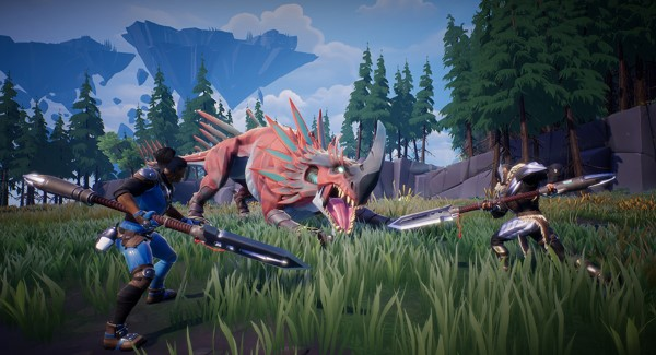 Dauntless : Sharpen Your Skills - War Pike