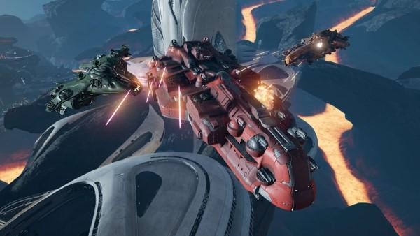 Dreadnought - Sortie console PS4 (2)