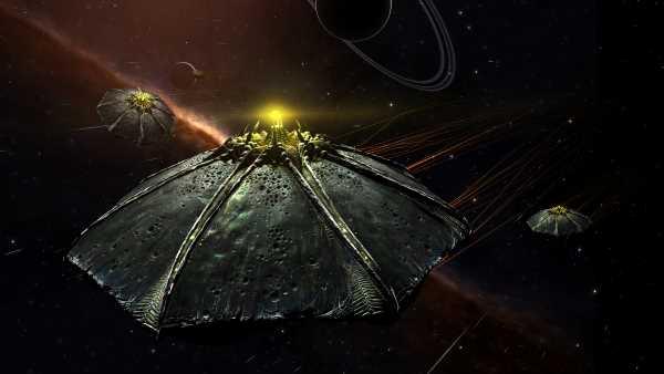 Elite Dangerous : Beyond - Vaisseau Thargoïds