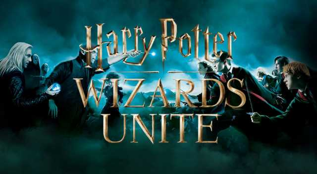 Harry Potter : Wizards Unite - MMO smartphone
