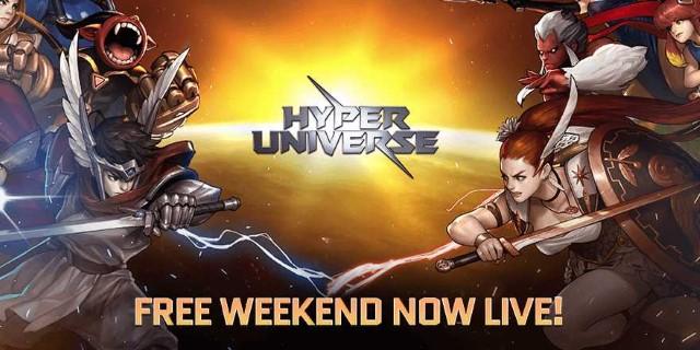 Hyper Universe - Free Weekend