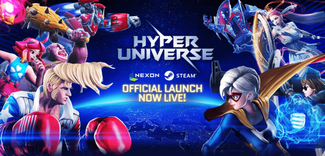 Hyper Universe - Lancement officiel