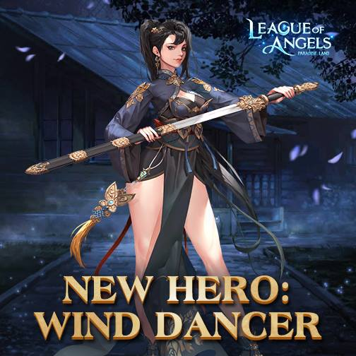 League of Angels - Wind Dancer