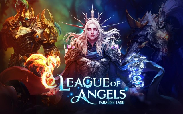 League of Angels : Paradise Land