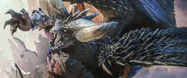 Monster Hunter World - Nergigante