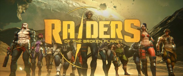 Raiders of the Broken Planet - Bêta ouverte