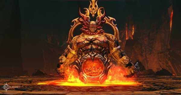 Revelation Online : Uprising, nouveau boss