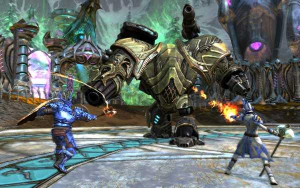 Rift : Crusia's Claw - raid