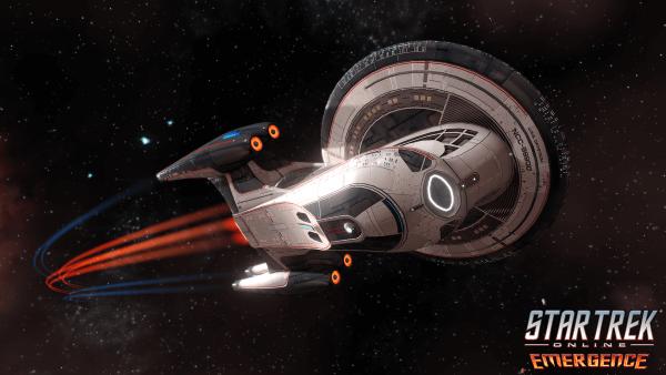 Star Trek Online - bâtiment de flotte
