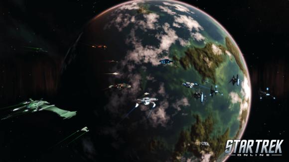 Star Trek Online mise à jour Emergence