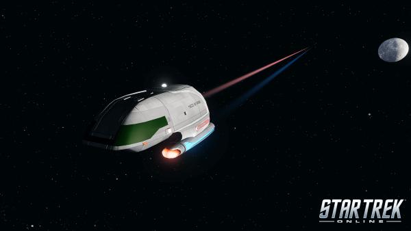 Star Trek Online - Navette type 7