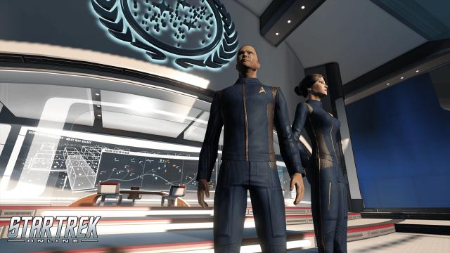 Star Trek Online - Uniforme Discovery