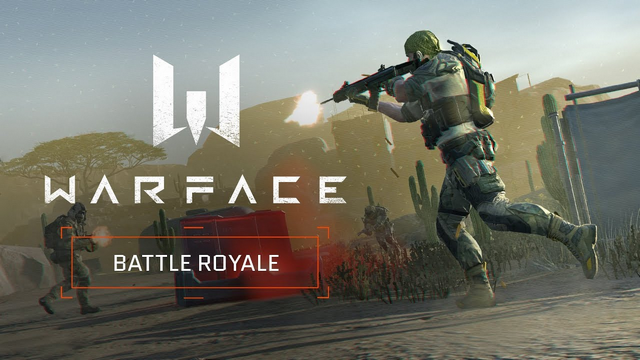 Warface - nouveau mode Battle Royale