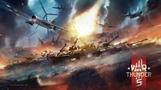 War Thunder - anniversaire