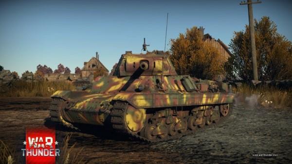 War Thunder - mise à jour Vive la France 2