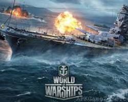 première version physique de World of Warships: Legends