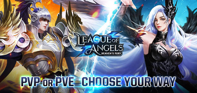 League of Angel 4: Heaven's Fury