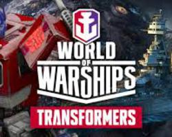 worlds of warships Transformers est là!
